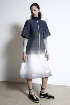 shoes // LOOK | 2015 PRE-FALL COLLECTION | SUNO | COLLECTION | WWD JAPAN.COM