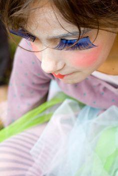 Adela Cuetos. Fotografía infantil circus