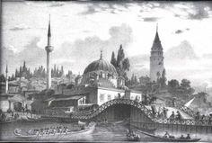 Old Istanbul unkapanı