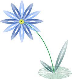 Quill flower
