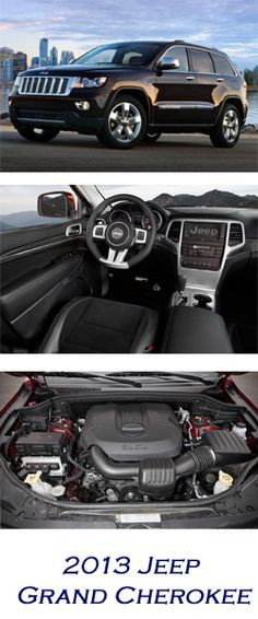 2013 Black jeep grand cherokee