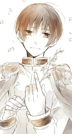 Aph Japan spam because I love his facial expressions! :3 1/8