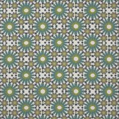 Warwick Fabrics : CASABLANCA, Colour LAGOON