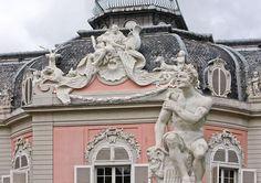 ohmondieuarchitecture: Schloss Benrath, Düsseldorf