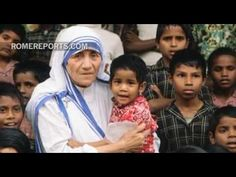 Mother Teresa was the founder of the Order of the Missionaries of Charity, a Roman Catholic congregation of women dedicated to helping the poor. Considered one of the Century's greatest humanitarians, she was canonized as Saint Teresa of Calcutta in Mother Teresa Quotes, Mother Quotes, Pro Life Quotes, Saint Teresa Of Calcutta, Wish Quotes, Inspirational Quotes About Love, Blessed Mother, Pope Francis, Family Quotes