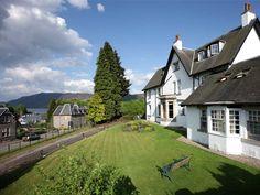 The Lovat Hotel in Fort Augustus, Loch Ness, Scotland