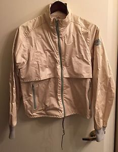 ☀vintage Moss Brown Gore Tex☀running Jacket Yellow Gold Medium Unisex Vented | eBay