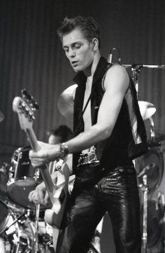 Paul Simonon (The Clash)...
