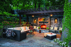 Casual Elegance In Westchester County, NY   Traditional   Patio   New York    Westover Landscape Design, Inc.