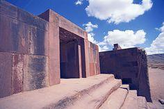 - Tiahuanaco (Tiwanaku)