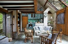 The LuxPad goes behind the lens to talk to esteemed interior photographer Richard Gadsby in our latest interview French Interior, News Design, Cottage, Patio, Wood, Outdoor Decor, Dartmouth Devon, Lens, Inspiration