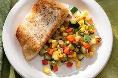 Corn, Bell Pepper, and Zucchini Sauté Recipe