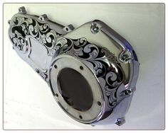 awesome engraving for Harley parts