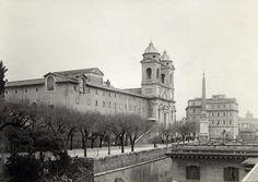 Trinità dei Monti (1900)