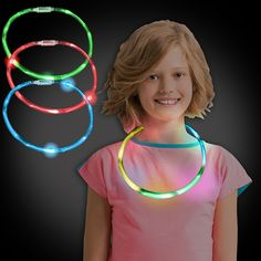 Neon Chaser Necklaces