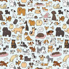 キラキラ DOODLES — Doggy Doodle :3