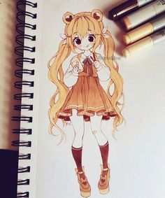 animeyes By senpaiiipainter Visit Our Website for more anime and a Copic Drawings, Anime Drawings Sketches, Anime Sketch, Kawaii Drawings, Cartoon Drawings, Cute Drawings, Anime Chibi, Kawaii Anime, Kawaii Art