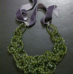 Miadore for the Cayetano Legacy Collection - Ravja $289 statement necklace