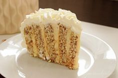 Dessert Recipes, Desserts, Vanilla Cake, Backyard, Food, Kitchen, Pies, Tailgate Desserts, Deserts