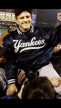 Joe Torre, Damn Yankees, Fictional Characters, Happiness, Bonheur, Being Happy, Fantasy Characters, Happy