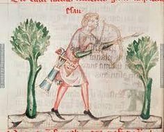 Risultati immagini per luttrell psalter