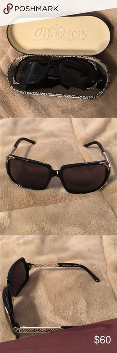 6a15294506bd Brighton sunglasses Brighton Crystal Cube sunglasses. Very little wear.  Comes with box and cloth