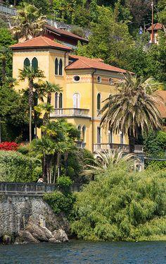 Villa in Cannero Riviera, Lake Maggiore, Italy