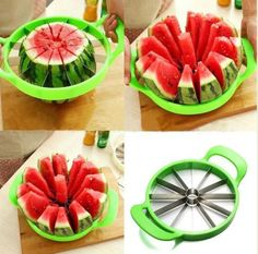 The Perfect Fruit Slicer