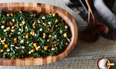 Northern Spy's Kale Salad 29 Thanksgiving Side Dishes That Will Make Turkey Irrelevant Thanksgiving Side Dishes, Thanksgiving Recipes, Thanksgiving Feast, Holiday Recipes, Healthy Salads, Healthy Recipes, Vegetarian Recipes, Simple Salads, Healthy Eating