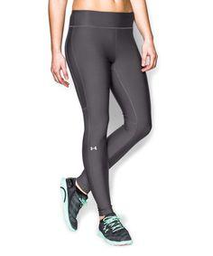 Look what I found on #zulily! Phantom Gray HeatGear® Alpha Leggings by Under Armour® #zulilyfinds