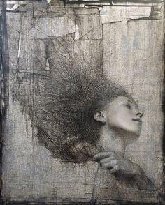 The Stirring Multitextured Oil Paintings of Daniel Bilmes Alex Colville, Life Drawing, Painting & Drawing, Daily Drawing, Modern Drawing, Akira, Artist Portfolio, Portfolio Site, Andrew Wyeth