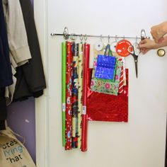 You might want to drop by the Dollar Store when you see this closet hack