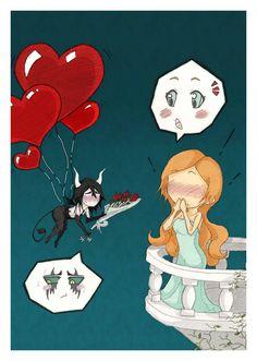 Ulquiorra Cifer and Orihime Inoue Ulquiorra And Orihime, Bleach Orihime, Bleach Fanart, Bleach Anime, Super Cute Kittens, Kittens Cutest, Anime Love Couple, Cute Anime Couples, Baby Farm Animals