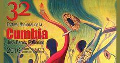 Festival Nacional de la Cumbia 2016 en El Banco, Magdalena