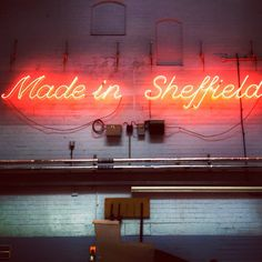Made in Sheffield #socialsheffield #sheffield