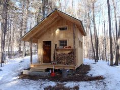 Most people want big houses on an island somewhere...well a small offgrid cabin in the woods is my idea of living..simple