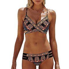 Oferta: 1.92€. Comprar Ofertas de Mujeres Bikini Traje de Baño Bikini Halter Backless Bikinis Brasileño Negro ES 40 barato. ¡Mira las ofertas!