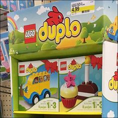 Duplo Bunny Sidekick Display By Lego – Fixtures Close Up Lego Duplo, Toy Boxes, Hooks, Pin Up, Bunny, 1, Retail, Display, Disney Characters