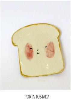 Toast holder