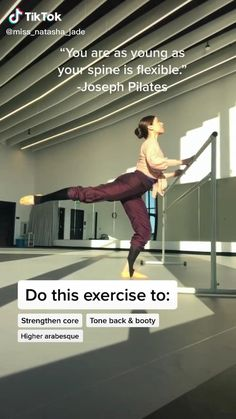 Gym Workout Tips, Fitness Workout For Women, Workout Videos, Workout Plans, Ballerina Workout, Dancer Workout, Ballet Dance Videos, Dance Tips, Gymnastics Videos