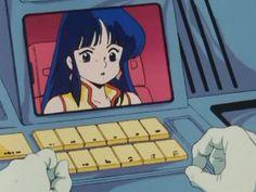 80s anime, 90s anime, ova anime, anime aesthetic