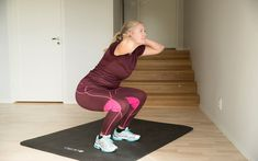 5 supereffektive crossfit-øvelser som gir deg både utholdenhets- og styrketrening hjemme. Du er ferdig på 20 minutter!