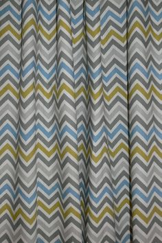 Two Custom Drapes 24 Wide by up to 84 Long by iDecorateWithPillows, $57.00