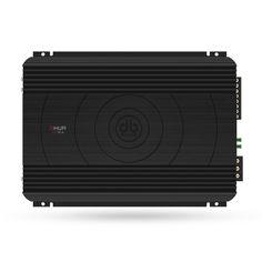 Amplificador DB Drive A7-75.4 de 4 Canales Serie A7 de 500 Watts.