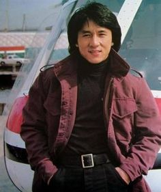 Jackie Chan in The Protector (1985)