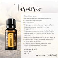 11 tips for using Turmeric essential oil from Doterra Turmeric Essential Oil, Turmeric Oil, Oregano Essential Oil, Essential Oils Guide, Essential Oil Uses, Grapefruit Essential Oil Benefits, Pure Essential, Essential Oil Diffuser Blends, Doterra Essential Oils