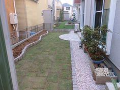 Pool House Plans, Ikebana, My House, Sidewalk, Interior, Outdoor Decor, Green, Home, Japanese