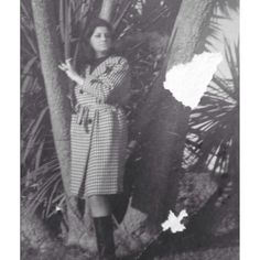 My mum. Striking a casual pose while under ain Golden Gate Park rocking some major go-go's & a major. It was the groovy 60's baby. Oh how I wish I had that coat today!!   Happy Mother's Day to all the mums & mom like figures in our lives! xo lulu #happymothersday #shegetsitfromhermama #ootdinspo #styleicon #girlboss #haightashbury by lulu.says