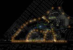 landcape lighting plan - Google Search