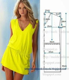 70 Trendy sewing blouse tutorial dress patterns Source by tutorial Fashion Sewing, Diy Fashion, Ideias Fashion, Fashion Outfits, Dress Sewing Patterns, Clothing Patterns, Costura Fashion, Diy Clothes, Clothes For Women